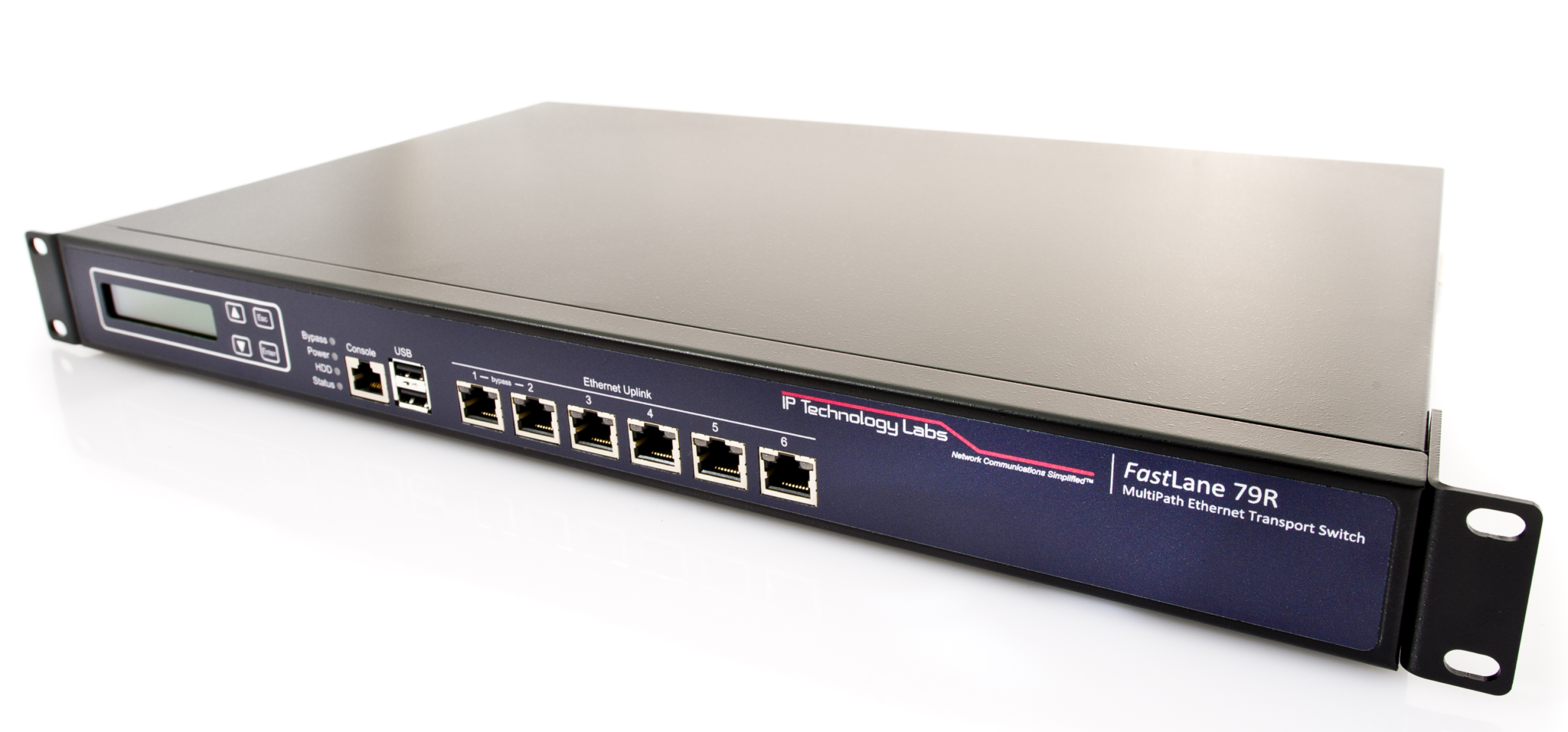 Model 79R Series Secure Remote Access Appliance Hi-Performance Server with Field Expandable Connections Redundancy. slat